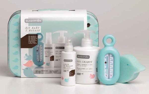 """15554a319 Maletín """"Protección e Hidratación"""" Incluye los básicos para mantener  cuidada la piel del recién nacido  ..."""