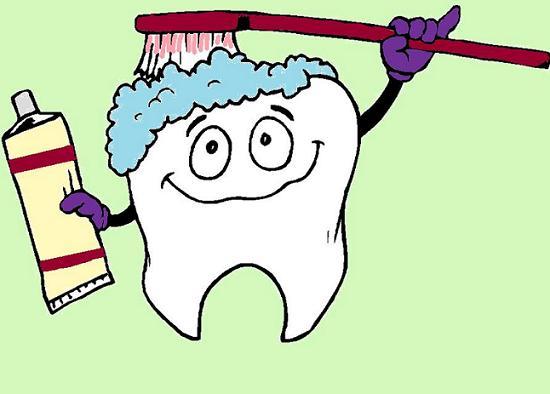 Dibujos sobre la higiene bucal - Imagui