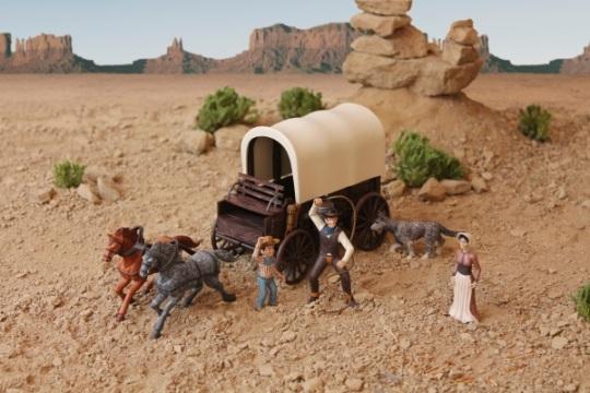 carreta familia oeste