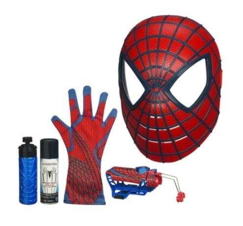 mega blaster spiderman