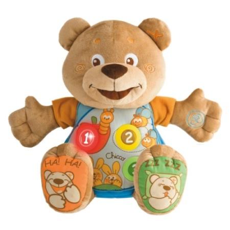 oso parlanchín