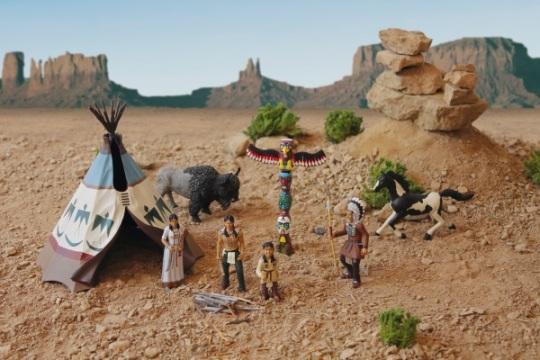 poblado indio