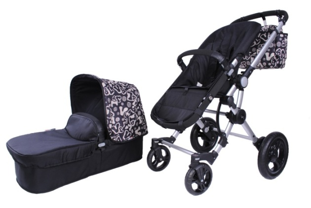 Baby Ace 042 capota y cochecito