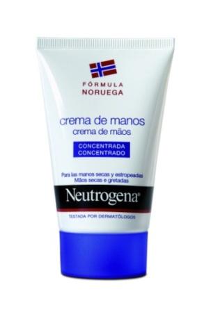 Crema de manos concentrada Neutrógena