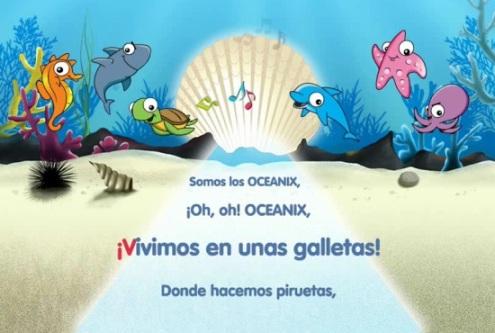 Canción Oceanix