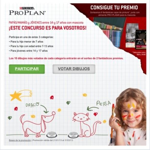 Concurso ProPlan