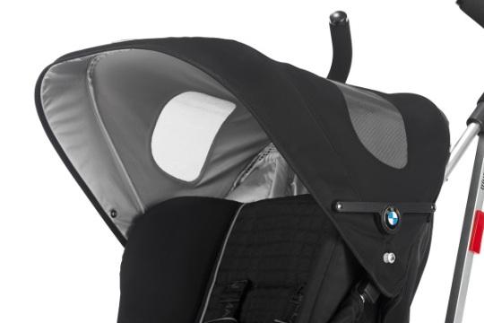 Maclaren BMW Buggy -black- capota