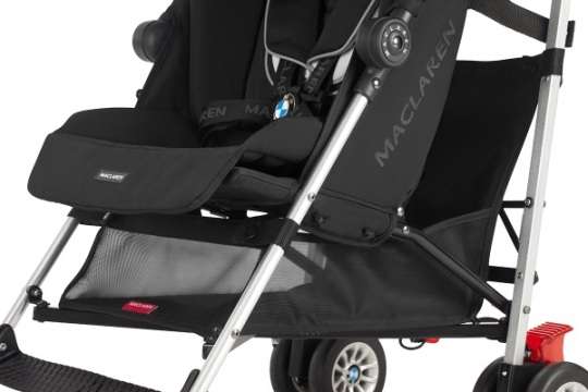 Maclaren BMW Buggy -black- inferior