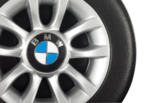 Maclaren BMW Buggy -black- rueda