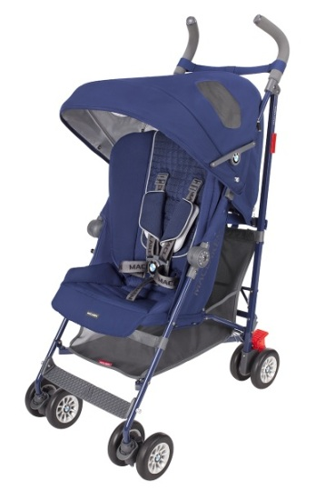 Maclaren BMW Buggy -blue-