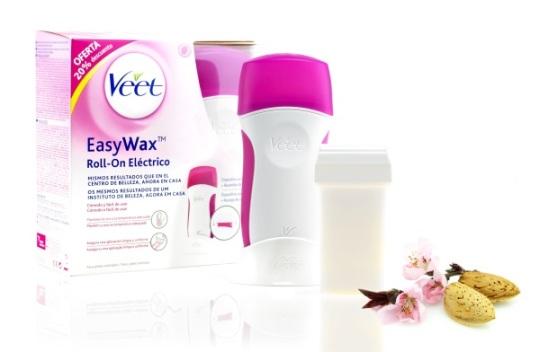 Veet EasyWax pieles sensibles