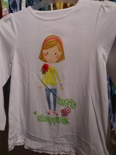 camiseta zippy