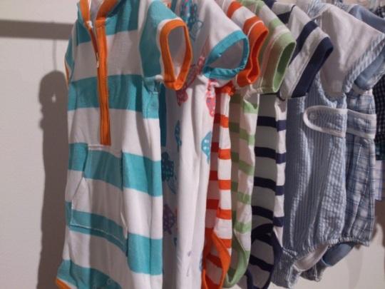 camisetas de chico y bebe
