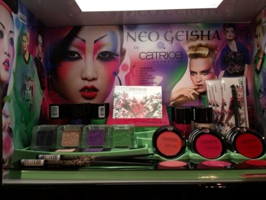 edicion limitada neo geisha Catrice