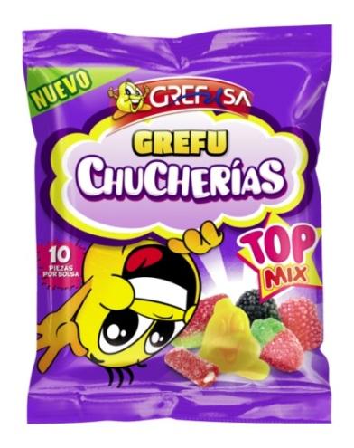 bolsa grefuchucherías top mix