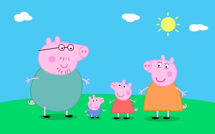 Revive las aventuras de 'Peppa Pig' con su nueva casita   Mamás ...