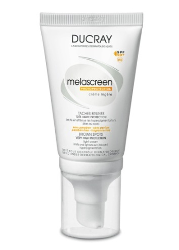 Melascreen de Ducray Crema Ligera