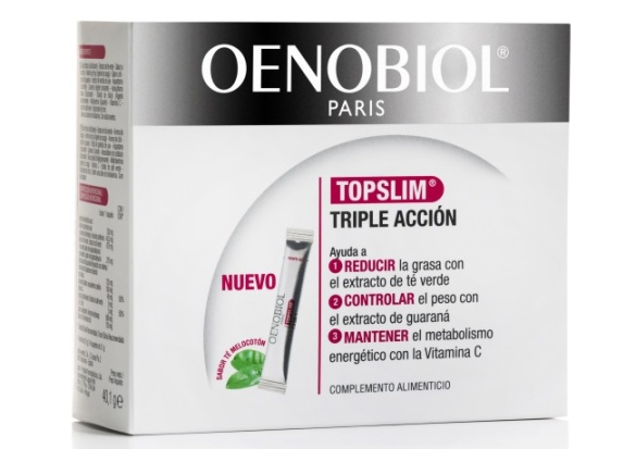 Oenobiol Topslim Triple Acción