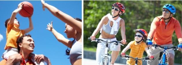 Actividad física en niños y adolescentes4