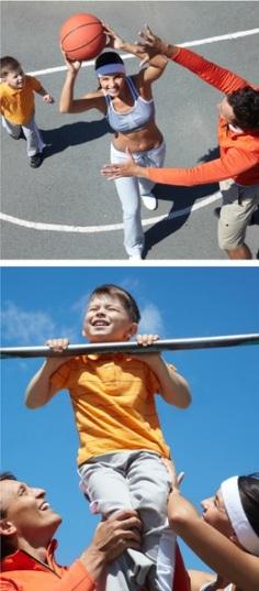 Actividad física en niños y adolescentes5
