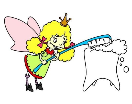 limpiarse los dientes