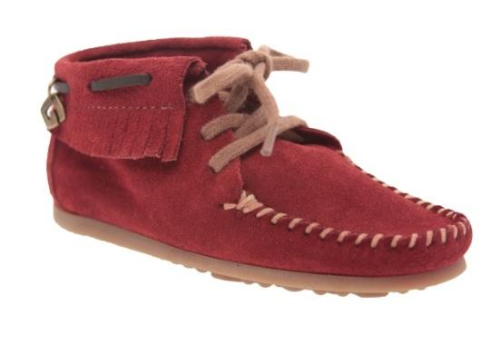 Zapato rojo Gorila