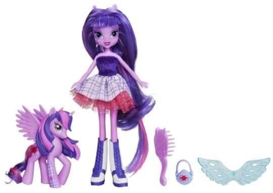 muñeca equestria girl con pony