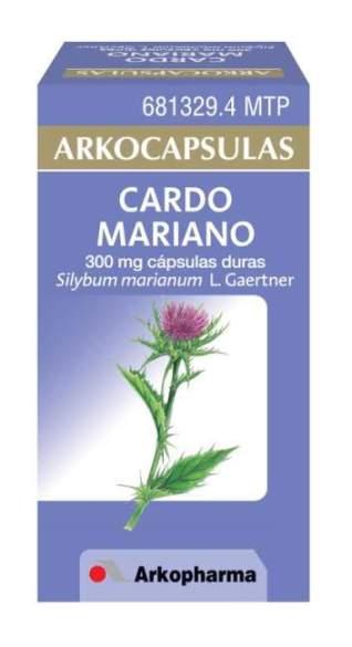 Arkocapsulas Cardo Mariano