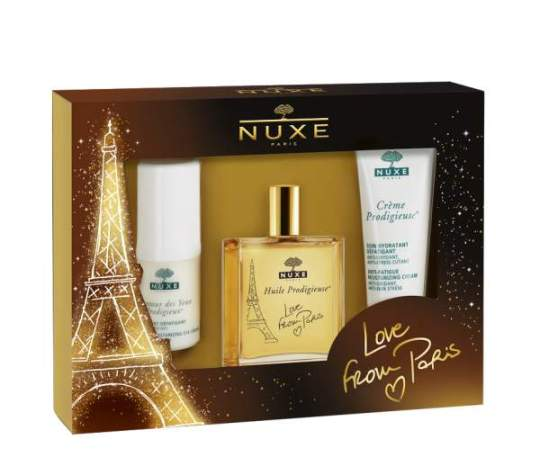 Cofre Love From Paris de Nuxe
