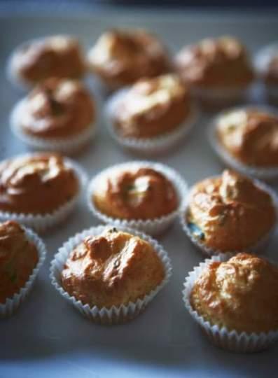 Muffin de verduras