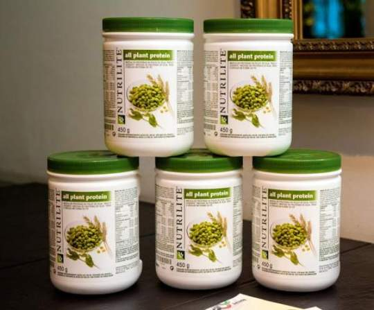 Nutrilite All Plant Protein