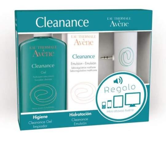 Pack Cleanance de Avène