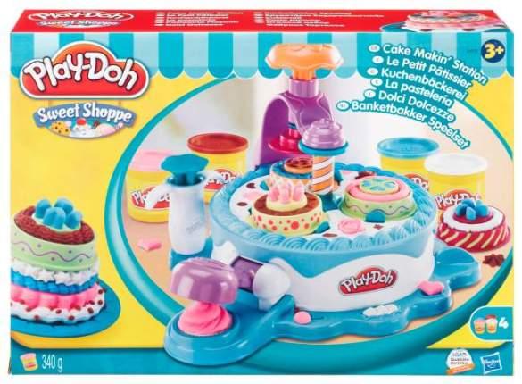 Pastelería de Play-doh