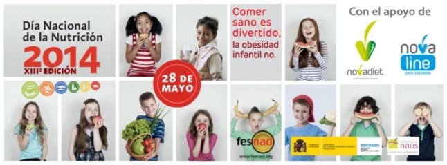dia nacional nutricion contra obesidad infantil
