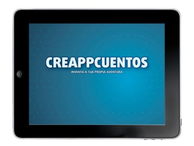 tableta creappcuentos