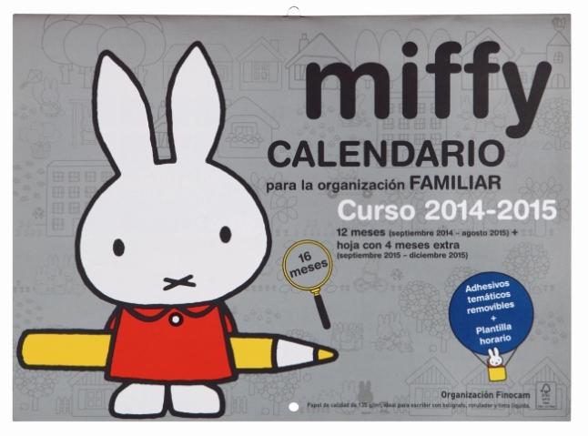 Portada Miffy