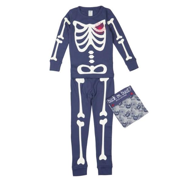 pijama niño halloween