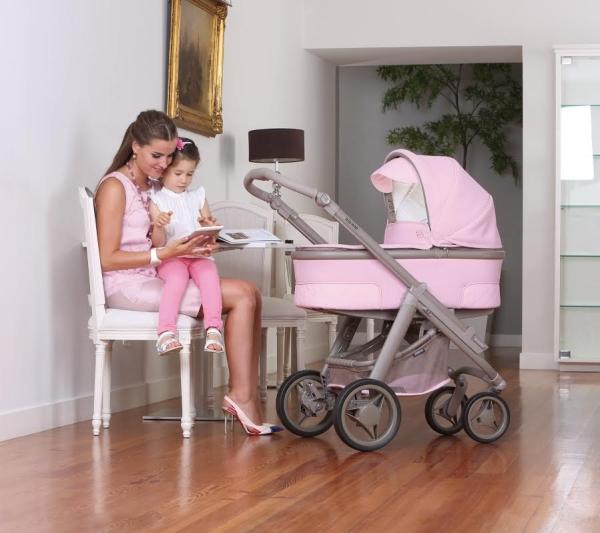 Bebécar rosa