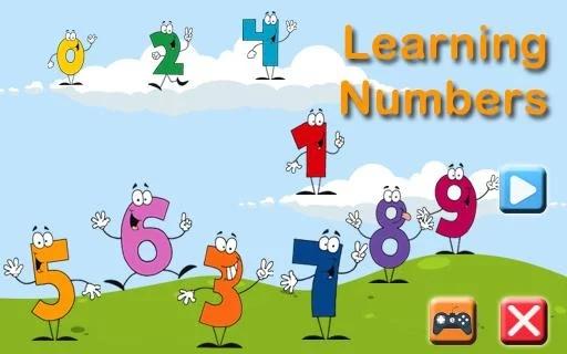 aprende numeros1