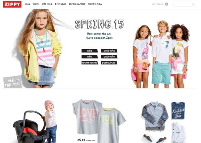 tienda online zippy