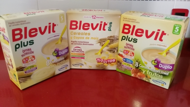 Blevit Plus packs