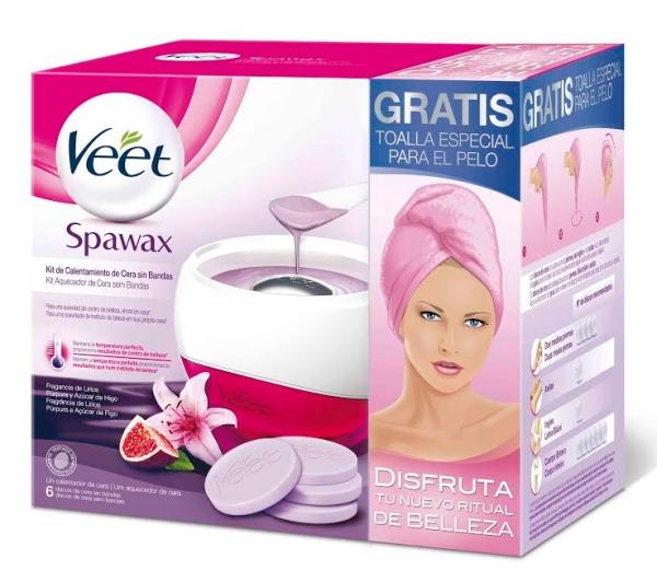 pack especial veet spawax