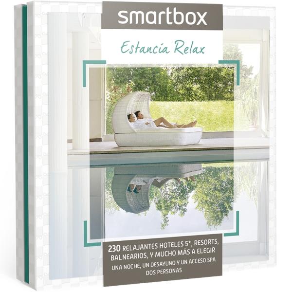 smartbox - relax para dos