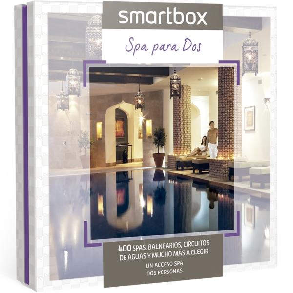 smartbox - spa para dos