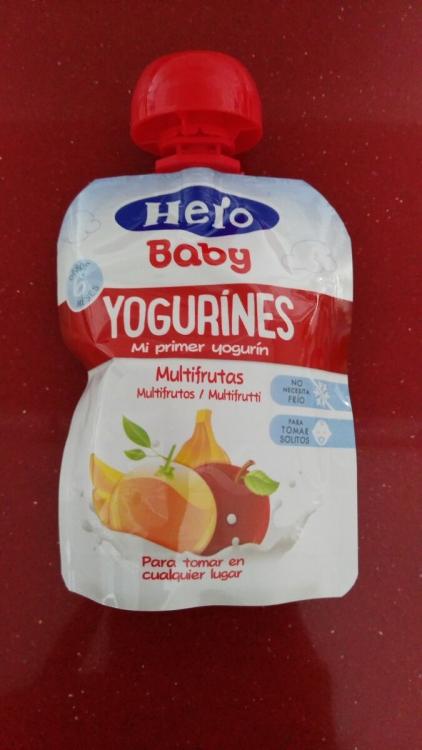 Yogurines multifrutas