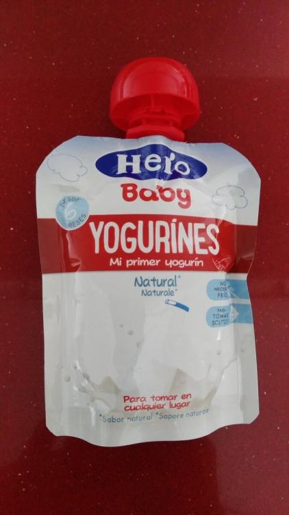 Yogurines natural