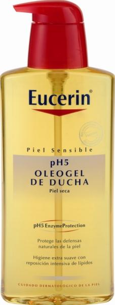 Eucerin oleo gel de ducha