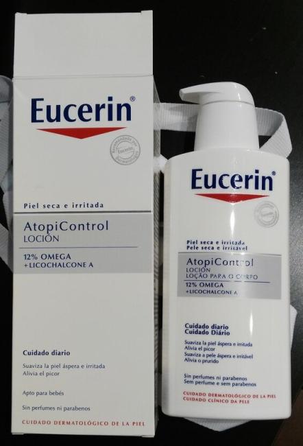 Eucerin locion