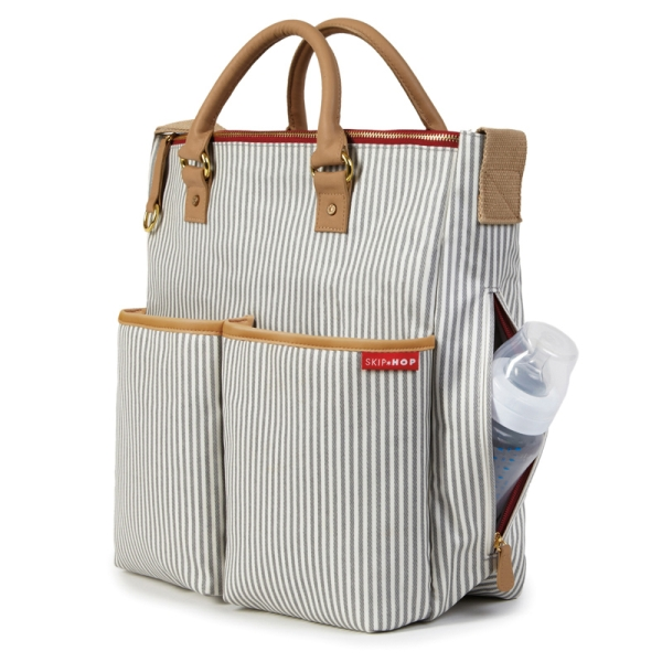 skip hop duo french stripe2