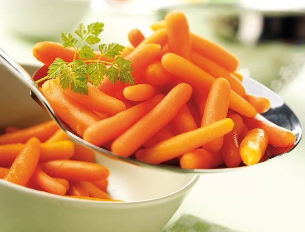 zanahorias mini